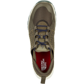 The North Face M's Mountain Sneaker Shoes Beech Green/Urban Navy